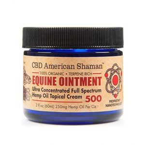 CBD American Shaman Equine Ointment