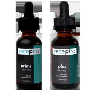 receptra naturals oils