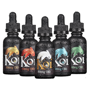 koi full set vape juice