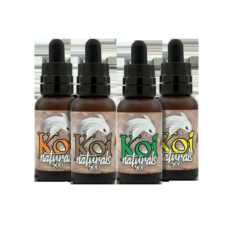 koi naturals cbd variety pack