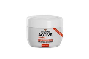CBD Essence CBD Active Sport Hot Muscle Rub