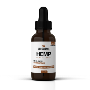 CBD Essence CBD Edible Hemp Oil Tincture – 600mg