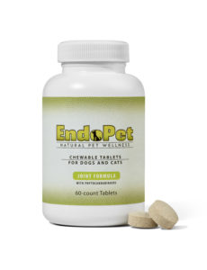 Endopet Enriched Hemp Joint Support Capsules for Dogs and Cats