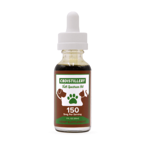 cbdistillery pet hemp oil