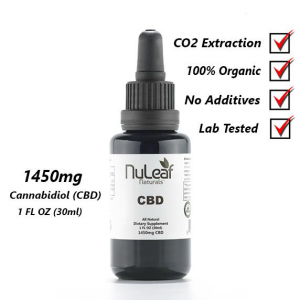 nuleaf naturals 1450mg Full Spectrum CBD Oil