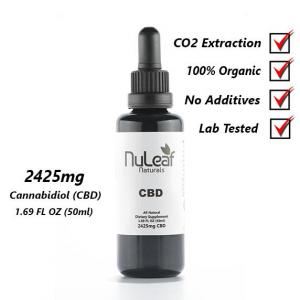 nuleaf naturals 2425mg Full Spectrum CBD Oil