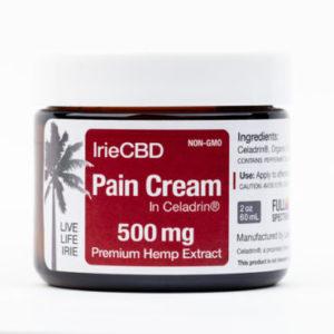 iriecbd pain cream