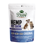 Purity Petibles Hemp CBD Wellness Products For Pets