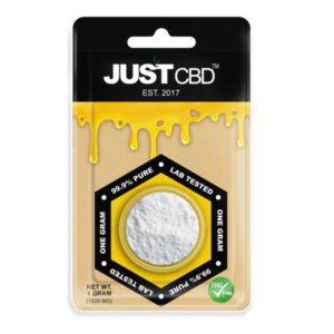 justcbd isolate powder