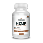 CBD Essence Medicinal Hemp Oil Liposome Capsules 1,050mg