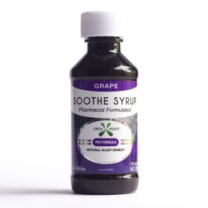 green roads world grape soothe syrup