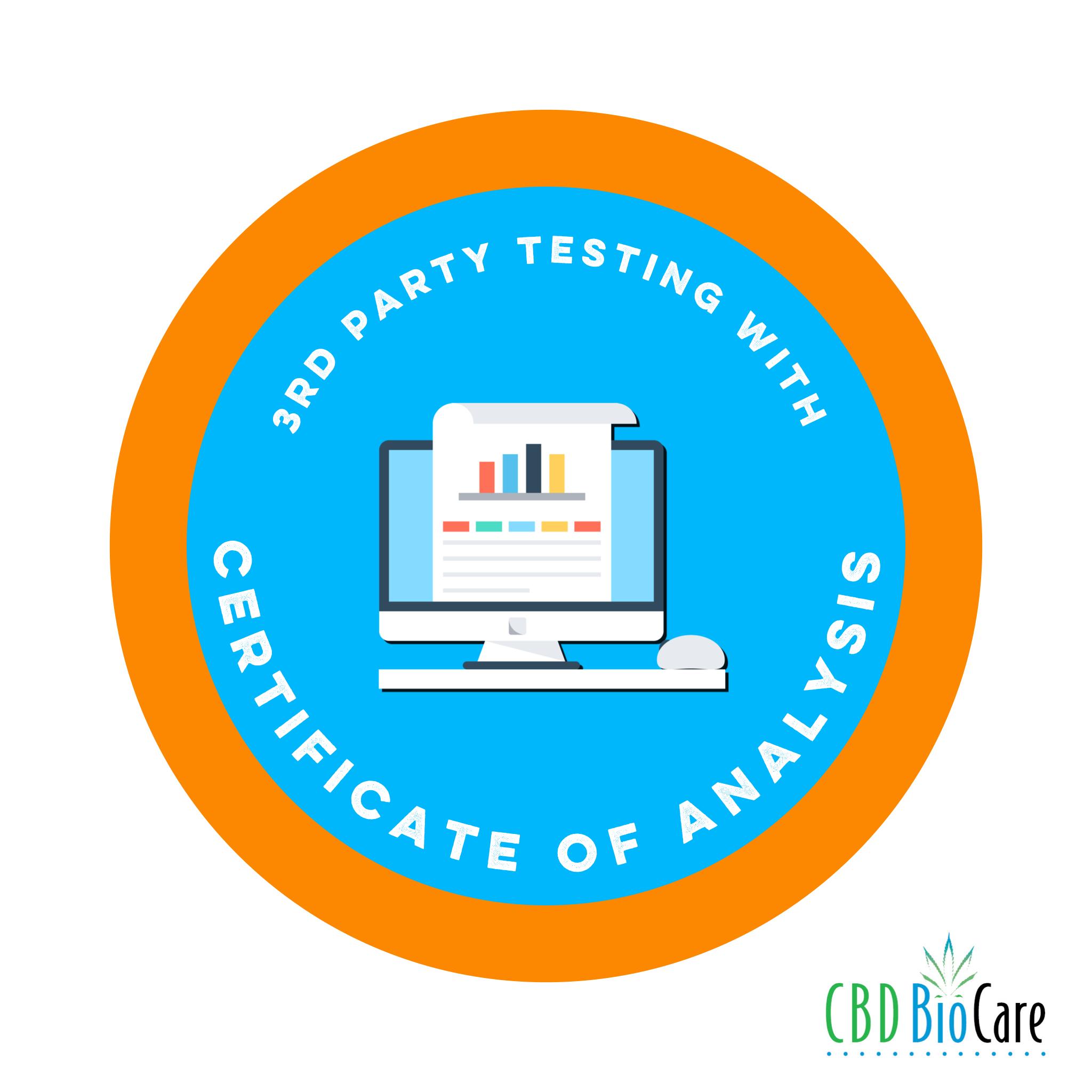 cbd biocare third party