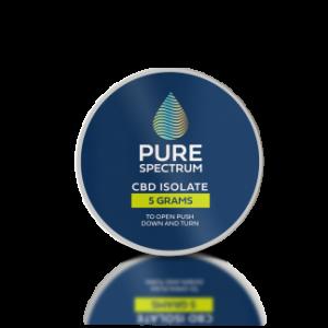 pure spectrum cbd isolate