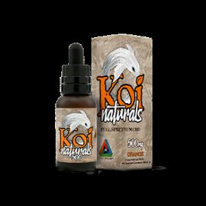koi naturals orange cbd