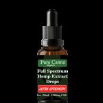 Pure Canna Organics 1200mg CBD Drops