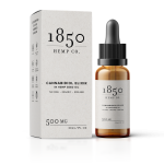 Pure Spectrum 1850 Hemp Co. 500mg CBD Elixir