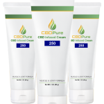 CBDPure Muscle And Joint CBD Infused Pain Cream