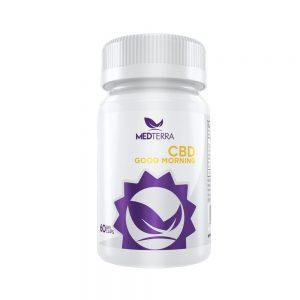 medterra good morning cbd capsules