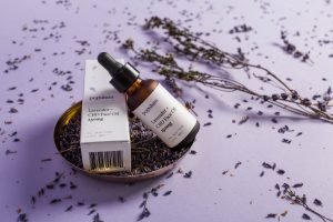 populum lavender face oil