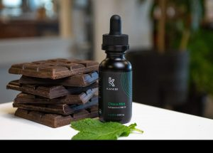 kanibi choco mint cbd oil