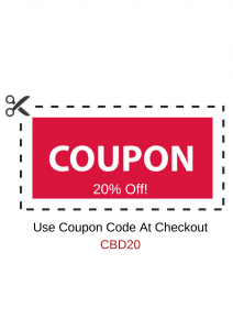 coupon CBD20