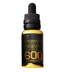 pinnacle hemp original cbd oil