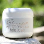 Pinnacle Hemp Cooling CBD Relief Cream
