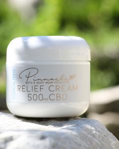 pinnacle relief cream