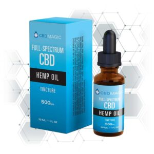cbd magic full spectrum oil